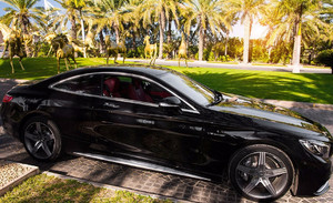 Mercedes-Benz S63 AMG in Dubai (photo 2)