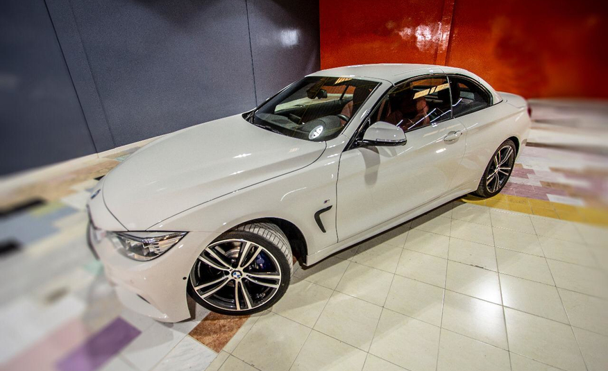 Bmw 435 Cabrio in Dubai (photo 2)