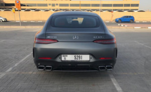 Mercedes-Benz AMG GT 63 S in Dubai (photo 4)