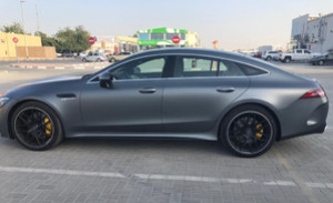 Mercedes-Benz AMG GT 63 S in Dubai (photo 5)