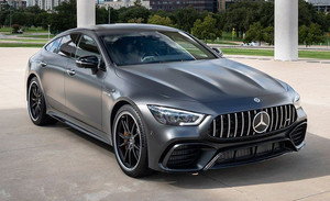 Rent Mercedes-Benz AMG GT 63 S in Dubai