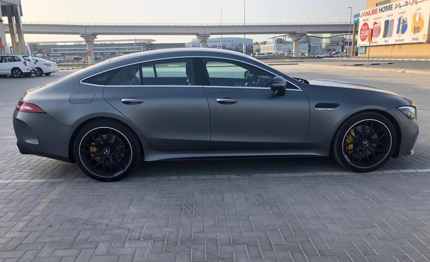 Mercedes-Benz AMG GT 63 S in Dubai (photo 3)